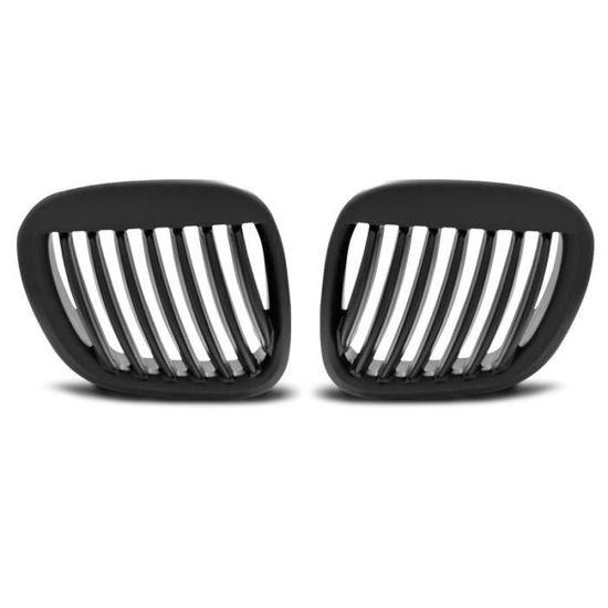 M29 Paire de grilles de calandre BMW Z3 96-02 noir