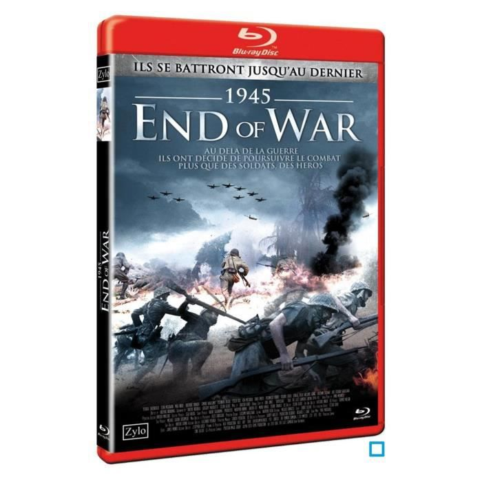 blu ray 1945 end of war en blu ray film pas cher cdiscount. Black Bedroom Furniture Sets. Home Design Ideas
