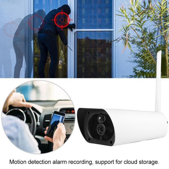 1080P 4G Carte SIM IP67 PIR Caméra de vidéosurveillance extérieure à énergie solaire (canal Europe)-JAD