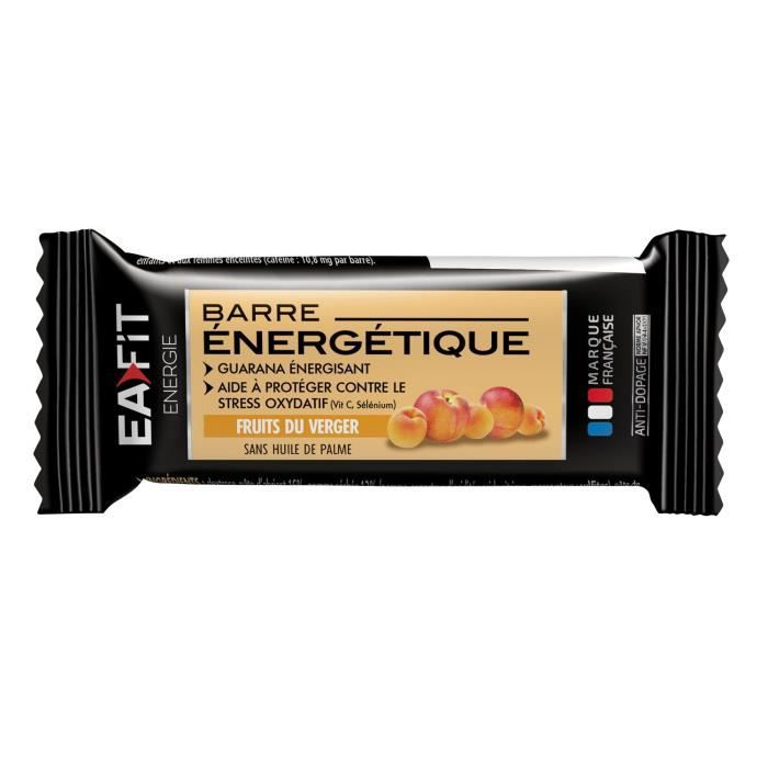 EAFIT Barre énergétique Fruits du verger - 30 g