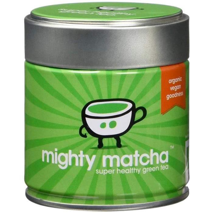 The Matcha Vert En Poudre - 100% Bio Et Naturel Qualité Premium - Accélérateur De Métabolisme & Brûleur De Graisse – Pack De 30g