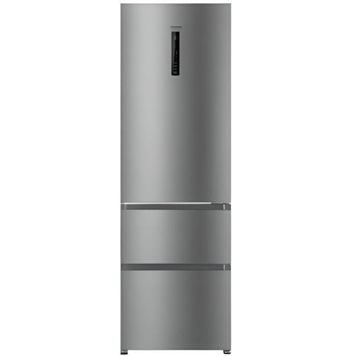 Réfrigérateur multi portes HAIER HTR3619FNMN