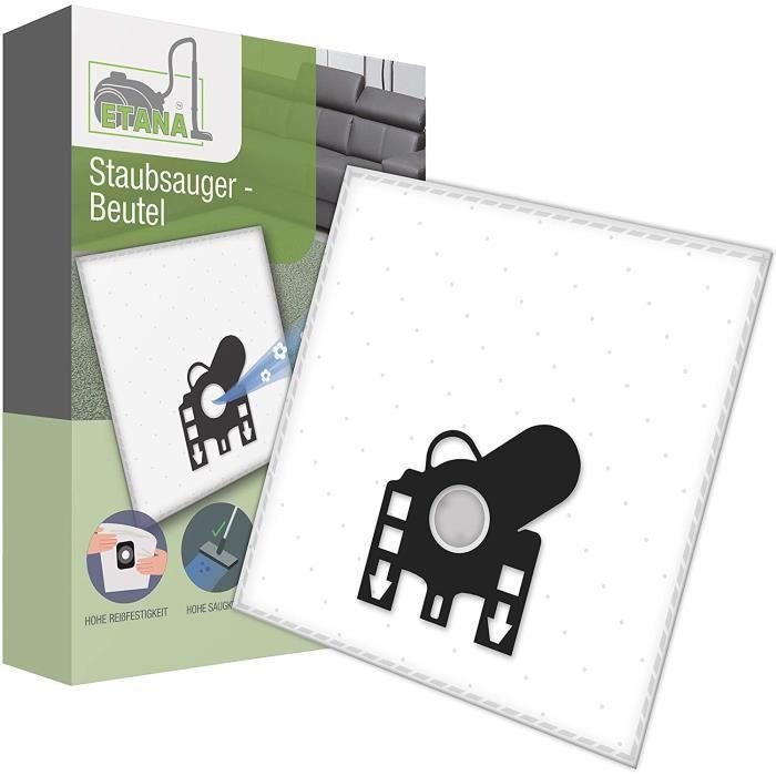 SacsSAC ASPIRATEUR Etana Les Sacs d'aspirateur Compatible avec Miele Compact C1 Ecoline - 10 Sacs d'aspirateur70