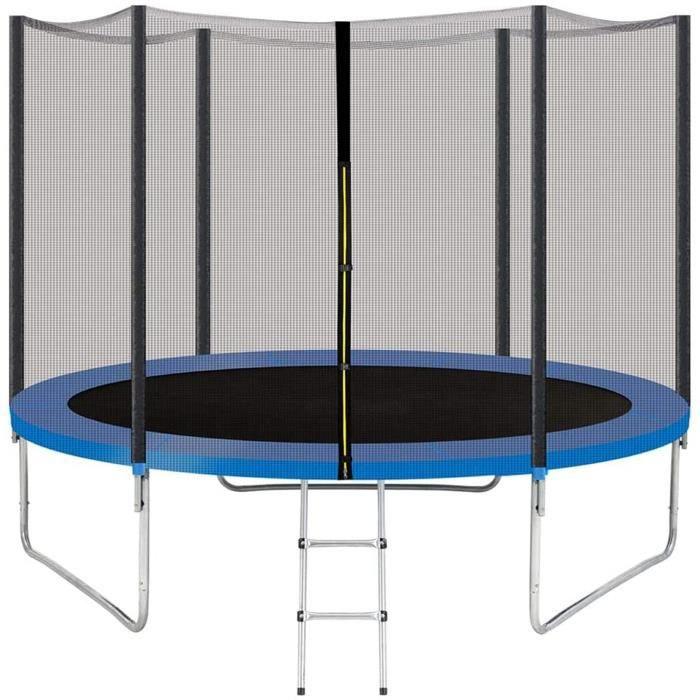 WUDAXIAN Filet de sécurité pour Trampoline Filets de sécurité pour Trampoline durables Filet de Protection Anti-Chute pour Tramp41