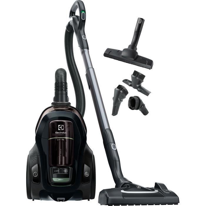Electrolux Aspirateur traîneau sans sac PC91 Green 500 W Noir - 7332543646739
