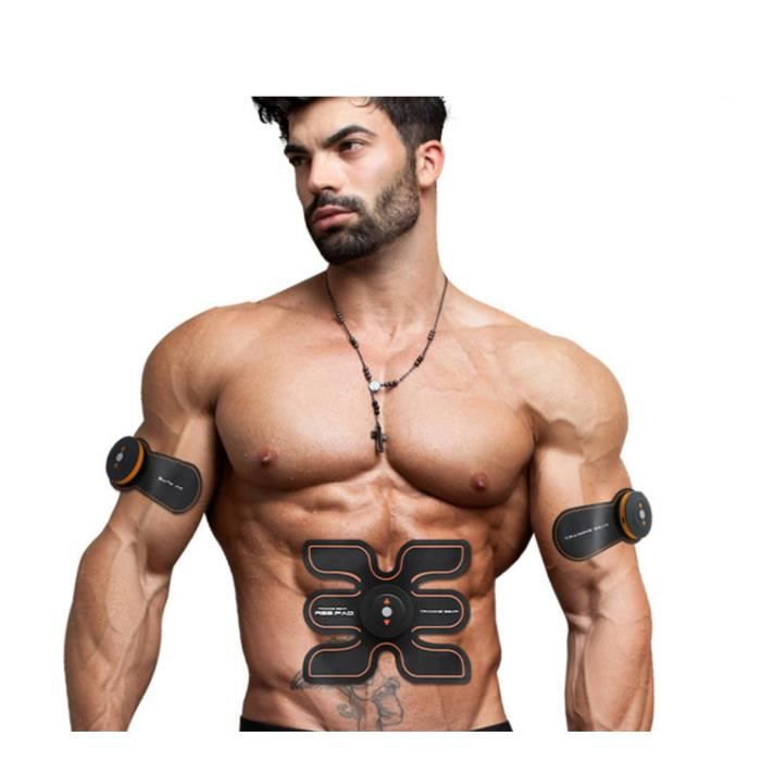 Stimulateur musculaire Abdomen Fat Burning Gear ABS Formation Abdominal Fit forme du corps Fitness Tool