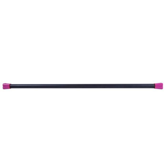 Gorilla Sports - Barre d´aerobic longue de 120cm disponible de 1kg à 10kg - 1 KG