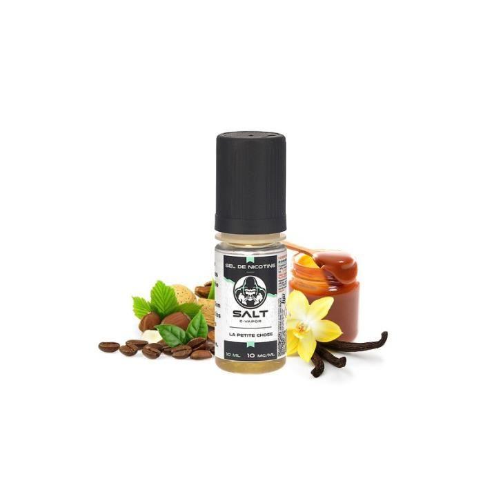 E-liquide La petite chose - Salt E-vapor- taux de nicotine : 20mg