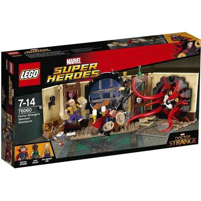 LEGO Marvel Super Heroes 76060 Le Saint des Saints du Dr Strange