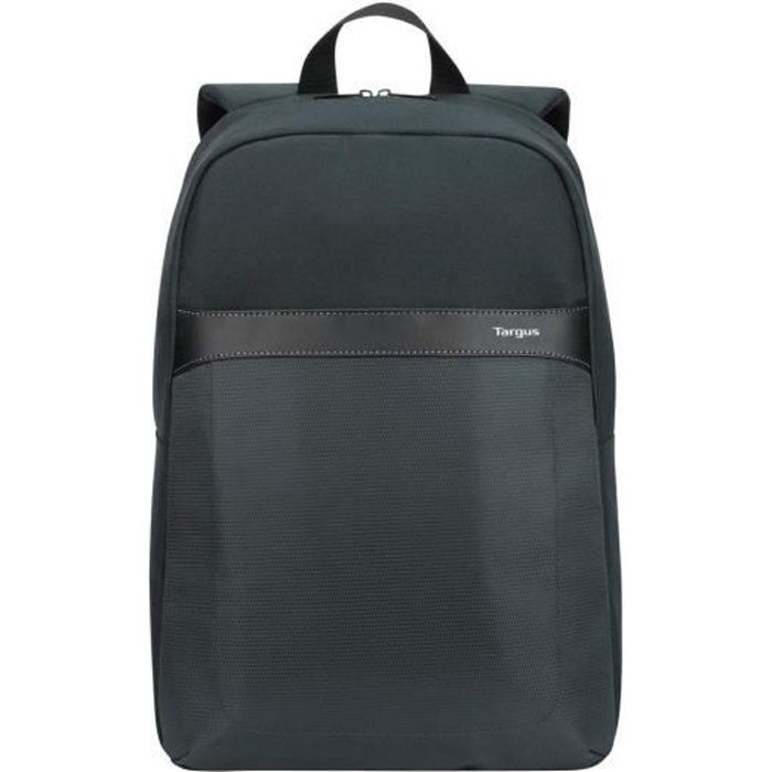TARGUS Geolite Essential - Sac à dos pour ordinateur portable - 15.6- - Noir