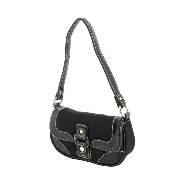 Sac à main Tommy Hilfiger MONARCH BLCK001 noir