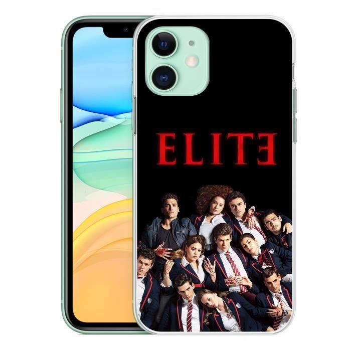 Coque iphone elite