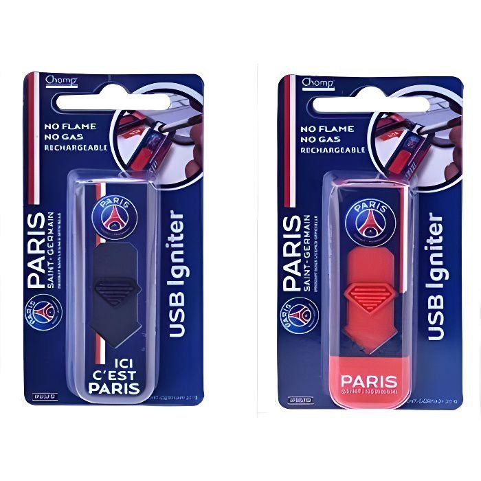 Collection Officielle Paris Saint Germain 2 x Briquet PSG