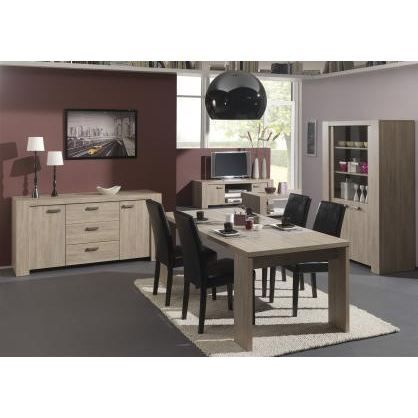 salle manger contemporaine 3 pi ces lilo ii achat. Black Bedroom Furniture Sets. Home Design Ideas