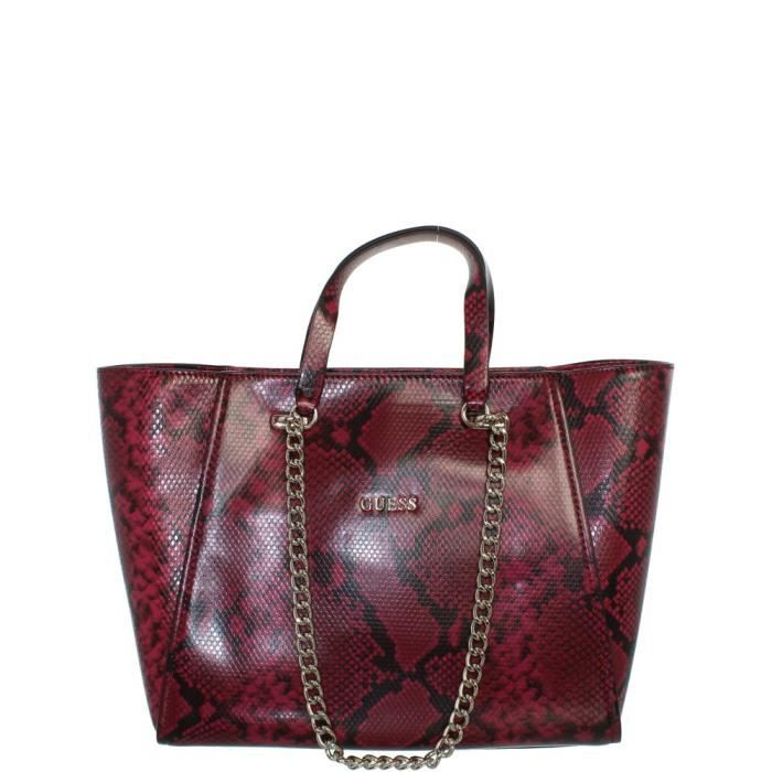 Ref Main Rose Bordeaux guess39892 Sac À Guess Nikki qZII4w