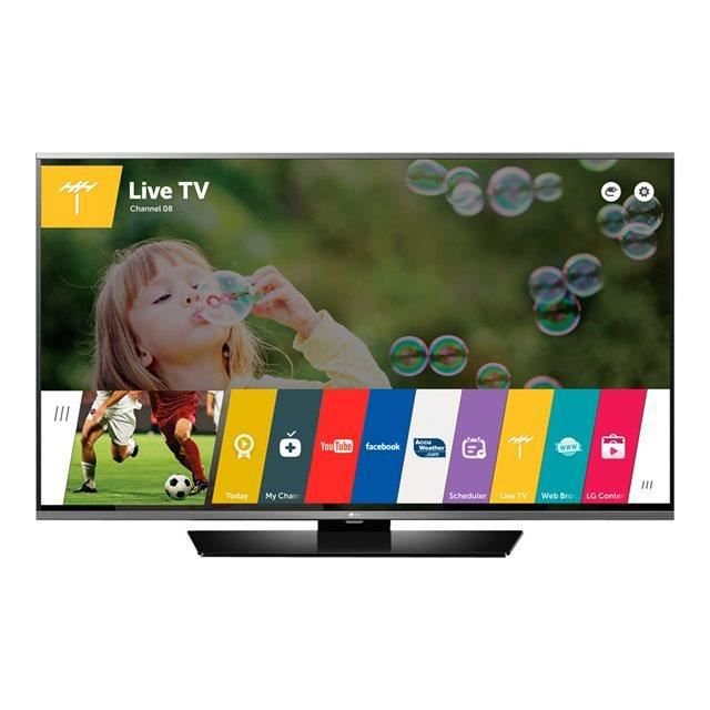 lg 40lf630 smart tv led full hd 100cm 40 450hz t l viseur led avis et prix pas cher. Black Bedroom Furniture Sets. Home Design Ideas