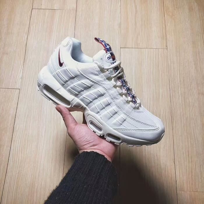 BASKET Nike Air Max 95 TT - Beige-