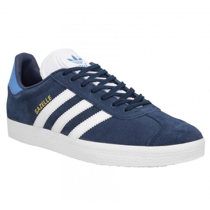 adidas gazelle bleue femme