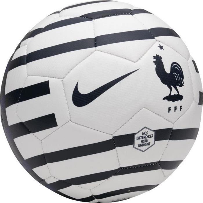 Monde novidea Ballon de Football Inter FC en Cuir Produit Officiel