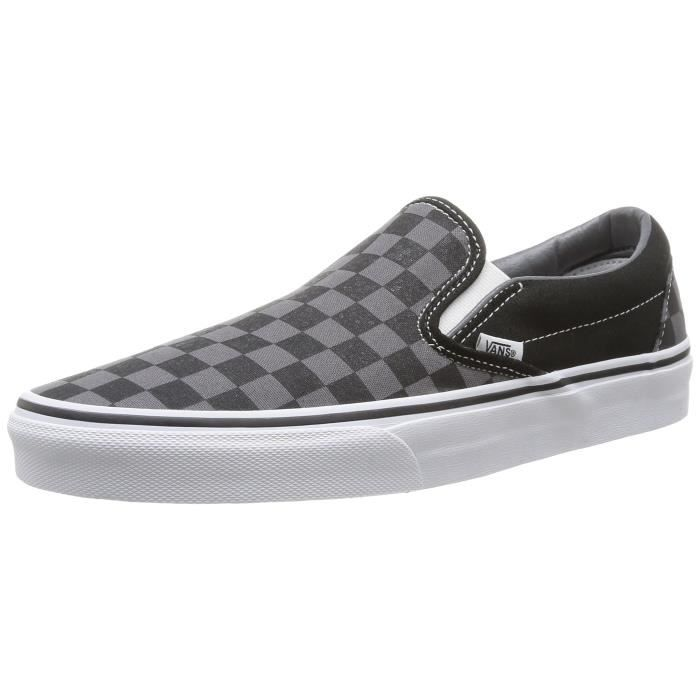 44 On Checkerboard Formateurs Taille 1 Des Vans Mlwap 2 Les Adultes Hommes Classic Slip UVpzMqS