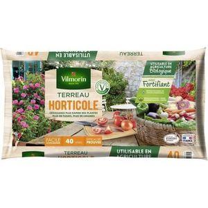 TERREAU - SABLE VILMORIN Terreau horticole 40 L