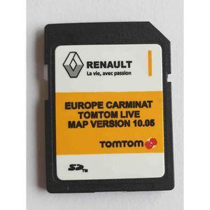 acheter carte sd r link Carte SD GPS Europe 2018   10.05   Renault R Link   Achat / Vente