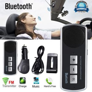 HAUT-PARLEUR - MICRO USB Bluetooth Multipoint Haut-parleur mains libres