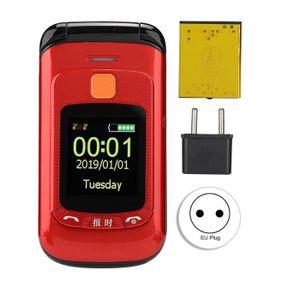 Téléphone portable Xuyan Téléphone mobile à écran tactile avec assist