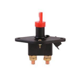 COMMUTATEUR Commutateur auto Batterie Interrupteur sectionneur