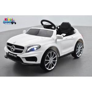 VOITURE ELECTRIQUE ENFANT Mercedes GLA45 Blanc, voiture électrique pour enfa