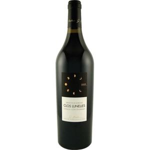 VIN ROUGE Clos Lunelles - Castillon-Côtes de Bordeaux 2014 1