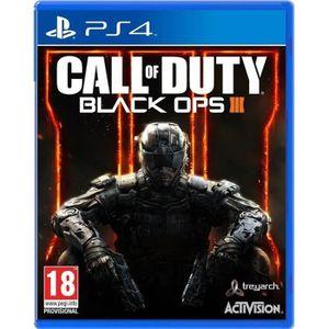 JEU PS4 Call of Duty: Black Ops III (PS4)