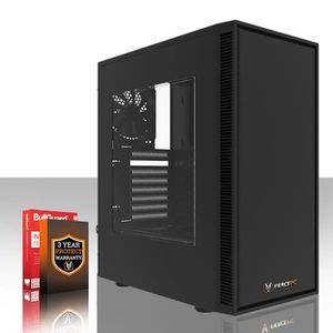UNITÉ CENTRALE  Fierce APACHE PC Gamer de Bureau - Intel Core i5 7