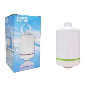 SET ACCESSOIRES Finerfilters douche filtre blanc, KDF et filtre à