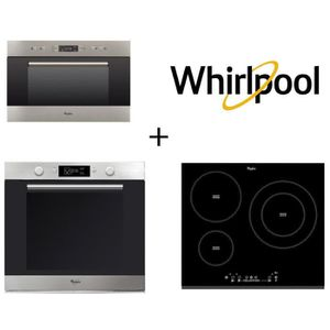 FOUR PACK Cuisson WHIRLPOOL AKZM740IX four 73 L + ACM86