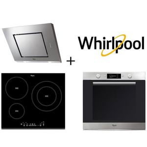 FOUR PACK Cuisson WHIRLPOOL AKZM740IX four + ACM860BF-T