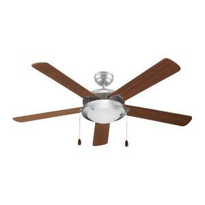 VENTILATEUR DE PLAFOND Ventilateur de plafond de la marque Cecotec avec l