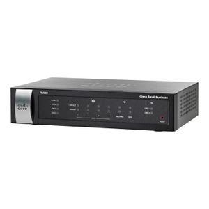 MODEM - ROUTEUR Cisco Small Business RV320 - Routeur - commutateur