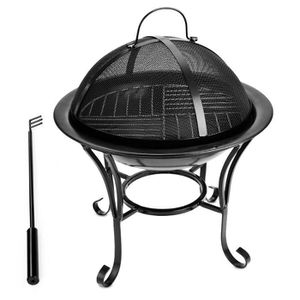 grille et support pour barbecue achat vente grille et support pour barbecue pas cher cdiscount. Black Bedroom Furniture Sets. Home Design Ideas