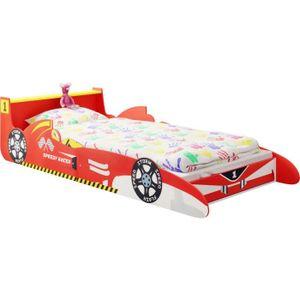 LIT COMPLET ib style® SPEEDY RACER Lit Enfant voiture   190 x