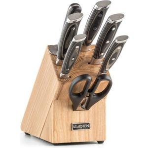 COUTEAU DE CUISINE  Klarstein Katana 8 - Set de 5 couteaux de cuisine
