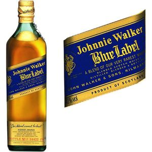 WHISKY BOURBON SCOTCH Johnnie Walker Blue Label (70cl)