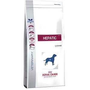 CROQUETTES ROYAL CANIN Croquette Vdiet Hepatic - Pour chien -