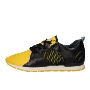 BASKET D.A.T.E. (DATE) Chaussures Homme Baskets Cuir Noir