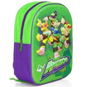 cartable cartable 3d tortue ninja - Cartable Tortue Ninja