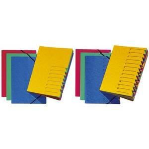 TRIEUR - PARAPHEUR PAGNA trieur EASY, A4, carton, 12 compartients,…