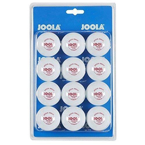 40mm 3 étoiles tennis de table Balles d'entraînement (12 Count) J9DCW