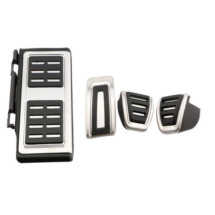 Pédales de voiture pour Skoda Octavia A7 Seat Leon 5F MK3 pour Volkswagen VW Tiguan Allspace Passat B8 Golf 7 t-cross [D9121E6]