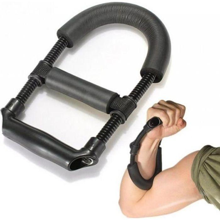 10748 accessoire entrainement ARM GRIP pour musculation de l'avant bras
