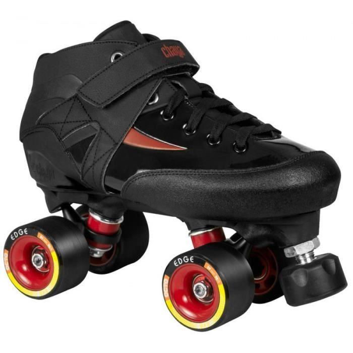 Chaya roller quad derby sapphire noir rouge-43